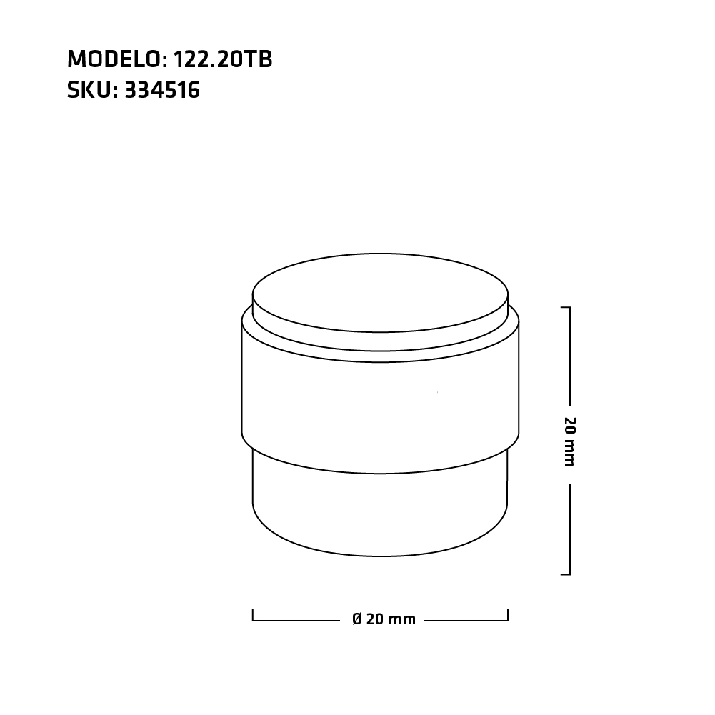 TOPE PUERTA 13.121.20 MEDIDAS